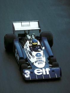 Tyrrel Peterson 1977 Monaco