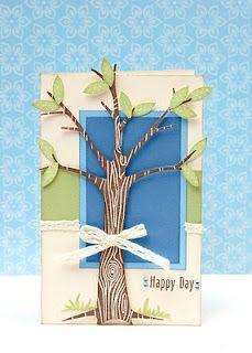 """""""Happy Day"""" card from #CTMH."""