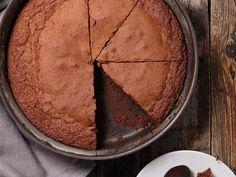 chocolat, beurre, oeuf, farine, sucre en poudre