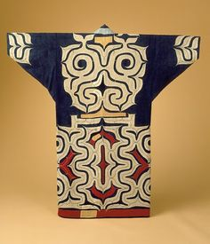 Robe Ainu The Los Angeles County Museum of Art