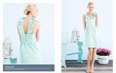 Second choice. Tiffany Blue. Bridesmaids dress