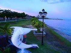 """Peoples Park"" San Carlos City, Negros Occidental    http://morionworld.blogspot.com/2012/01/morions-travelthe-sugar-capital-of.html"
