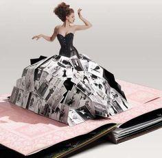 libro pop-up de Neiman Marcus