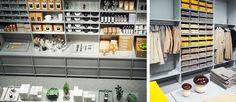 ARKET by H&M // #retailinterior #interior #basic #arket #hm #color