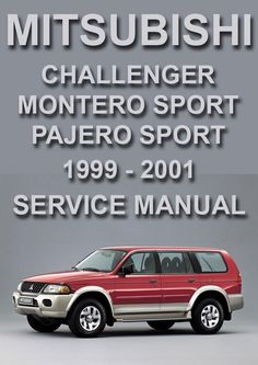 mitsubishi montero owners manual 2001 user guide manual that easy rh shinycleaningservices us pdf service manual mitsubishi montero 2001 2002 Mitsubishi Montero