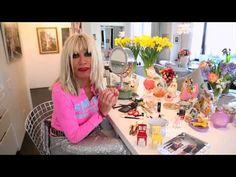 ▶ Betsey Johnson's New York Apartment - YouTube