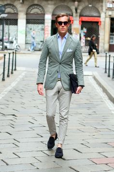 Love the colour of the jacket