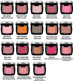 NYX Powder Blush -Choose Color #NYX