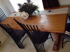 Beautiful Solid Pine Table.
