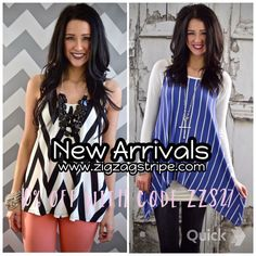 10% off with code ZZS27  http://www.zigzagstripe.com?afmc=ZZS27  www.zigzagstripe.com