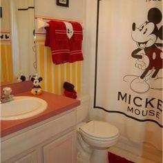 Apartment bathroom decor various small apartment bathroom small bathroom decorating ideas mickey mouse bathroom decor be Kid Bathroom Decor, Boys Bedroom Decor, Small Bathroom, Bathroom Ideas, Bedroom Girls, Master Bedroom, Bathroom Designs, Bathroom Mirrors, Bathroom Organization
