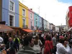 Kay and I went along to Notting Hill in North London today and headed for Portobello Market in Portobello Road. Notting Hill London, London Guide, Fallen London, London Calling, Portobello, Tower Bridge, Great Britain, Street View, Marketing