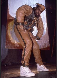 80s hip hop culture | Dapper Dan, the street style and hip hop fashion king in the 80s