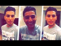 شاهد ماذا رد محمد عساف على جمهوره بسبب طول لحيته!