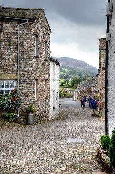 Dent village, Yorkshire Dales by Baz Richardson, via Flickr