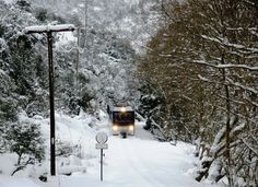 Proud to call this home #kalavrita #helmos #snow #mountain_train