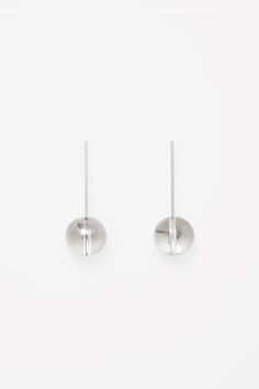COS | Glass orb earrings