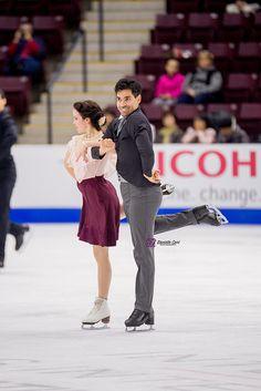 Skate Canada International - Saturday Practice -