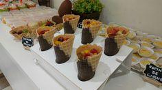 Salada de frutas no cascão