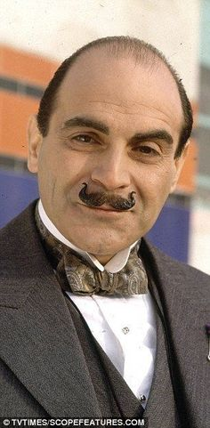 Hercule Poirot, Agatha Christie's Poirot, Famous Detectives, Tv Detectives, Pbs Mystery, Amazon Prime Shows, David Suchet, Miss Marple, Classic Movies