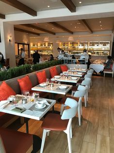 Fig & Olive Houston serves Mediterranean dishes from the coastal regions of France, Spain and Italy. Read about this restaurant and other places in Houston. Houston Restaurants, Mediterranean Dishes, Great Places, Fig, Brunch, Popular, Pretty, Home Decor, Decoration Home
