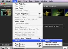 9 Best iMovie Tips and Tricks images in 2014   Mac os, Video editing