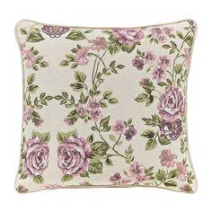 Traditional Roses Cushion #vintage #shabby