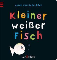 Kleiner weißer Fisch von Guido van Genechten https://www.amazon.de/dp/384580145X/ref=cm_sw_r_pi_dp_U_x_4GjaBbSAVY52M