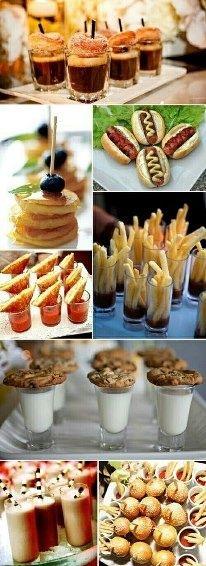 LOVE the whole mini comfort food idea!
