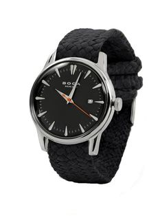 Alfieri Black - Black Wristband