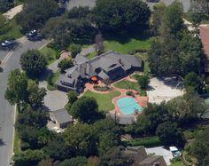 1.53 acre English Tudor estate in Arcadia, California.