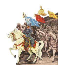 Sultan Alparslan, daha çocukluk dönemlerinden itibaren zulüm karşısındaki sert tutumu ile temayüz etmişti. Rivayetlere bakılırsa, henüz küçük bir çocuk iken askerlerden birinin zayıf ve mazlum bir şahsı dövüp eziyet ettiğini görünce dayanamamış, her zaman yanında taşıdığı ok ve yayını kullanarak o zalim adamı öldürmüştü. Zulüm karşısındaki bu sert tavrı, halk arasında kendisine büyük bir sempati gelişmesine vesile olmuş ve bu sayede tahta çıkarken hem ordudan, hem de halktan çok geniş bir…
