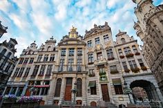 Some things are classics for a reason - Brussels' Grand Place is a definite highlight!