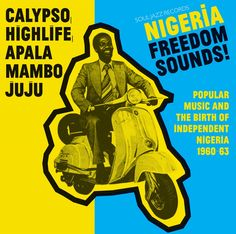 Soul Jazz Records' new Nigeria Freedom Sounds! features a stunning selection of…