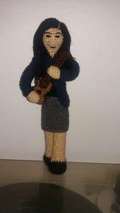 Violeta Parra. Crochet Baby Doll Clothes, Amigurumi