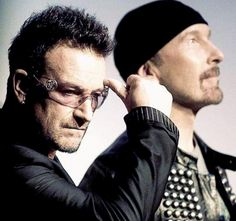 Bono & The Edge of u2