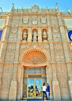 San Diego Museum of Art, Balboa Park