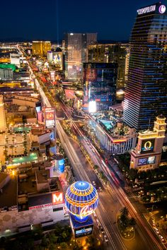 #LasVegas a best tourist city for awesome nightlife.