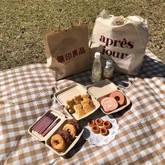 Picnic Date Food, Picnic Time, Cute Food, Yummy Food, Comida Picnic, Date Recipes, Aesthetic Food, Food Cravings, Nom Nom