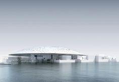 Musée du Louvre, Abu Dhabi – 2014 ©Ateliers Jean Nouvel