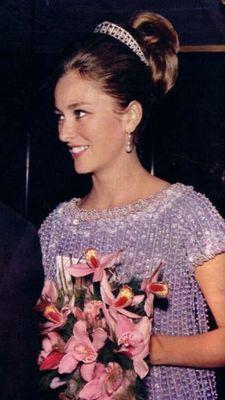 The Royal Watcher: Princess Paola of Belgium