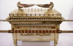 The Ark of the Covenant from Indiana Jones Raiders Of The Lost Ark