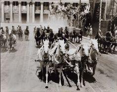 Charlton Heston for Ben-Hur directed by William Wyler, 1959