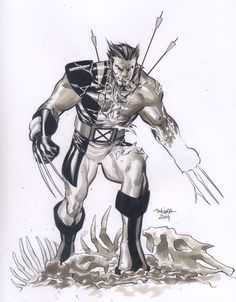 Daily @deviantART Picks Weekend Edition #Wolverine #Marvel | Images Unplugged