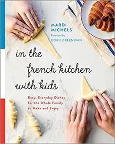 The Best Cookbooks for Kids. There's never been a better time to teach kids how to cook. Our picks for best cookbooks for kids will help you do just that! #cookbooks #cookbooksforkids #activities #activitiesforkids #teaching #teacher #youngchefs #cookingclass #juniorcookbook #learningathome Masterchef Junior, French Dishes, French Food, Ratatouille, Pretzel Bread Recipes, Dorie Greenspan, Kids Cookbook, Homemade Pretzels, Homemade Pasta