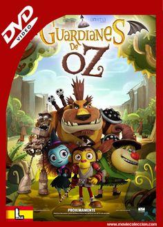 Guardianes de Oz 2015 DVDrip Latino ~ Movie Coleccion