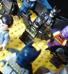 Toyriffic: Batman LEGO and BootLEGO Minifigures :: We Are Batman! Batman Stuff, Catwoman, Lego, Geek Stuff, Cartoon, Toys, Geek Things, Activity Toys, Clearance Toys