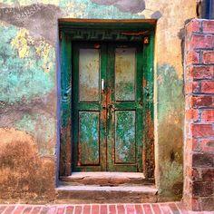 Kathmandu door... Beautiful