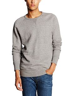 Levi's Men's Original Crew Sweatshirt, Grey (Medium Grey ... https://www.amazon.co.uk/dp/B01N5V0MNC/ref=cm_sw_r_pi_dp_x_7e60ybAEFFT9V