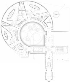 Level one plan Viking Age Museum in Oslo Norway by AART cultural architecture news